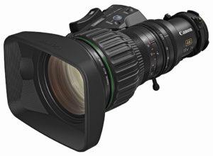 Canon, CJ18ex7.6B KASE, Zoomobjektiv