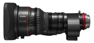 Canon, Objektiv CN10X25 IAS S
