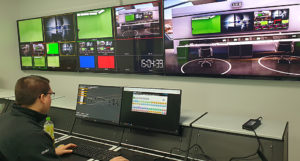 KST, Bundeswehr, Virtual Studio, Control