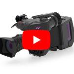 Grass Valley mit IP-Kamera LDX 100