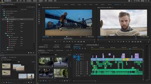Premiere Pro, Telebasel