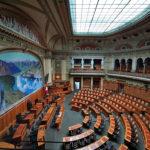 Schweizer Parlament setzt auf Stage Tec