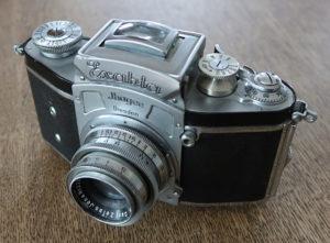 Fotoapparat, Exakta, © Nonkonform