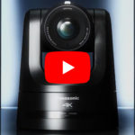 Neue Panasonic 4K/60P PTZ-Kamera