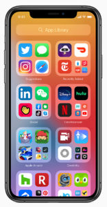 Apple, iPhone, iOS14