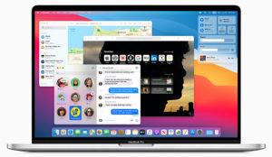 Apple, MacBook, Big Sur