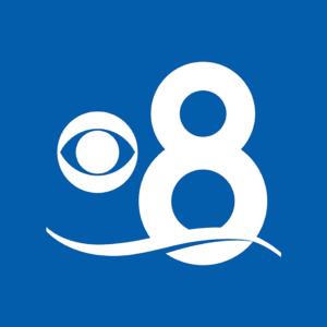 CBS8, Logo