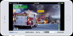 Handy-App, Dejero, LivePlus