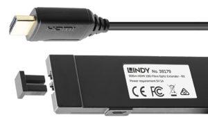 Lindy, Fibre Optic HDMI-18G-Extender