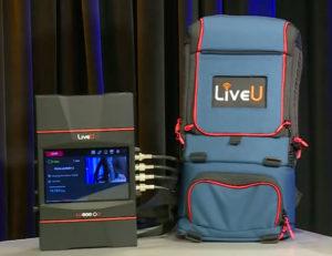 LiveU, L800, Rucksack