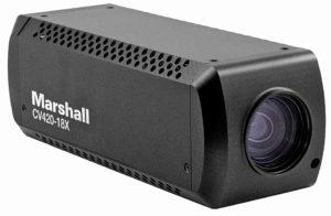 Marshall, Zoomblock-Kamera, CV420-10X