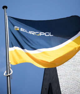 Europol, Fahne