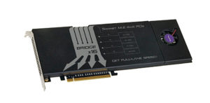 Fusion SSD M.2 4x4