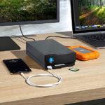 LaCie stellt 1big Dock SSD Pro und 1big Dock vor