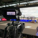 Tennis – vor Live-Publikum