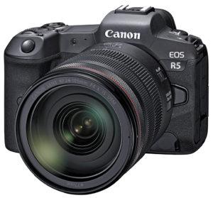 Canon, EOS, Kamera, R5