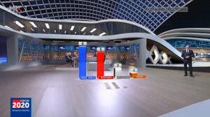 HRT, Screenshot, Wahl-Show