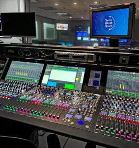 Lawo, Audio-Produktionsmischpult, mc²56