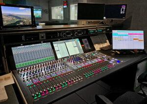 Lawo, mc²56, Audio-Produktionsmischpult