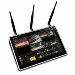 Streaming-Tablet Caster X1 mit NDI-HX