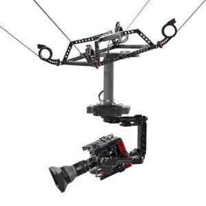 Spidercam, Newton
