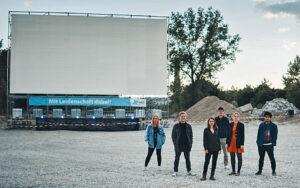 PopUp Autokino München, Team, © Marc Seibold