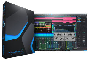 PreSonus, Audio, Studio One 5