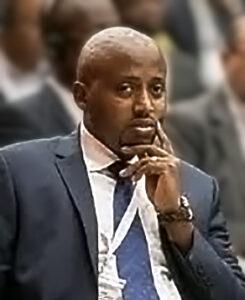 Arthur Asiimwe, Generaldirektor, Rwanda Broadcasting Agency