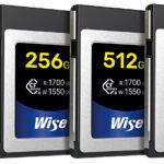 Wise: CFX-Speicherkarte mit 1 TB