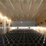 Amerikahaus München mit neuem Klang
