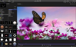 Final Cut Pro X, Motion
