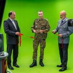 Bundeswehr: VR-Studio in Betrieb