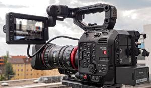 Kamera, Canon, C300/III, © Harrer