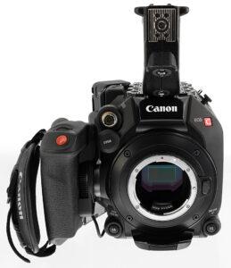 Kamera, Canon, C300/III, © Nonkonform
