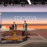 Neues Studio fürs »ZDF-Morgenmagazin« in Berlin