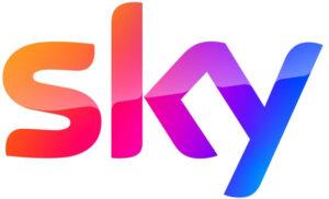 Sky, Logo