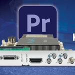 Aja: Anbindung an Adobe Premiere Pro HLG/HDR