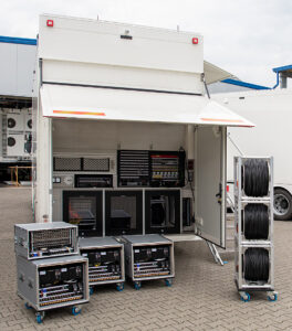 Broadcast Solutions, WDR, Ü3