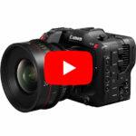 Canon EOS C70: Kamera mit RF-Mount