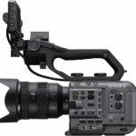 Am Horizont: Sony-Kamera FX6