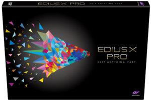Edius X, Box