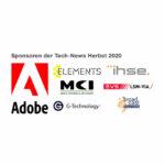 Sponsoren Tech-News Herbst 2020