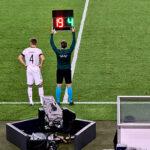 Blackcam beim Spiel Deutschland – Spanien