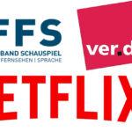 Netflix-Deal mit Verdi und BFFS