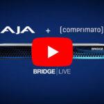 Aja Bridge Live: De-, En- und Transcoder
