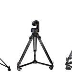 Cartoni: Stative für PTZ-Kameras