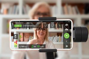 LiveU, LU-Smart, App