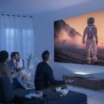 Samsung: 4K-Ultrakurzdistanz-Projektor