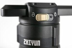 Zhiyun, Crane 2S, Gimbal, © Sas Kaykha