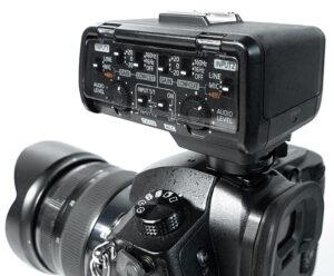 GH5 DMW-XLR1